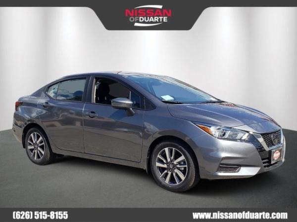 2020 Nissan Versa in Duarte, CA