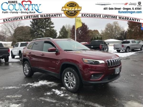 2020 Jeep Cherokee in Oregon, IL