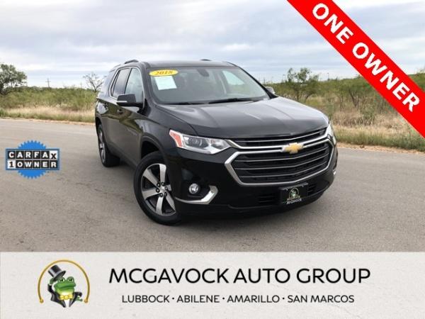 2018 Chevrolet Traverse in Abilene, TX