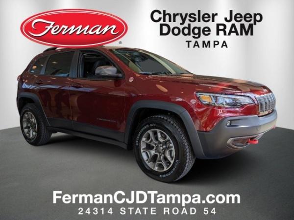 2020 Jeep Cherokee in Lutz, FL