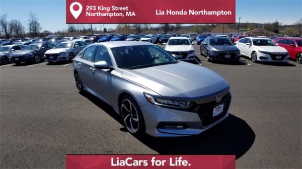 2019 Honda Accord in Northampton, MA