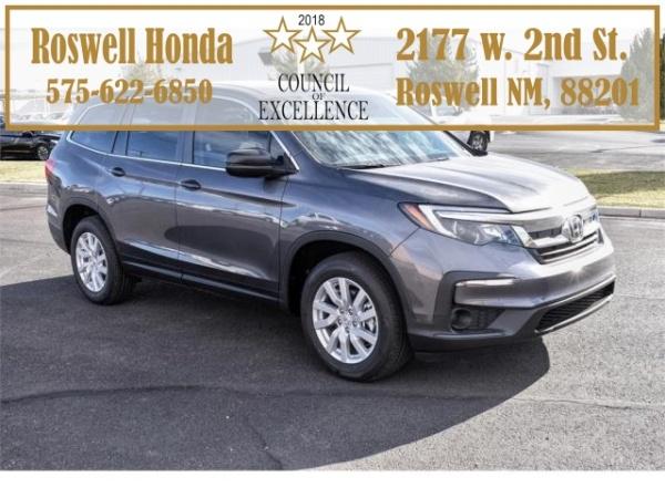 2020 Honda Pilot in Roswell, NM