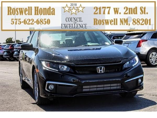 2019 Honda Civic in Roswell, NM