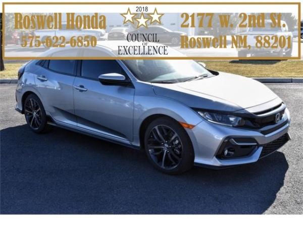 2020 Honda Civic in Roswell, NM