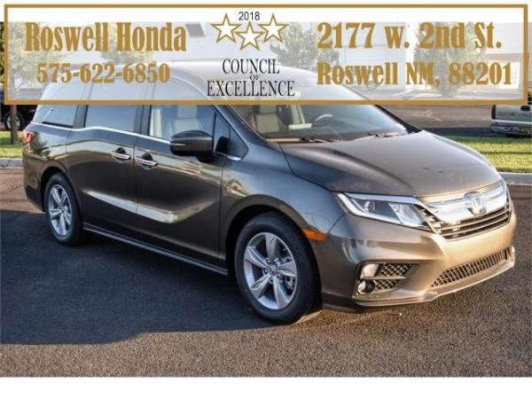 2020 Honda Odyssey in Roswell, NM