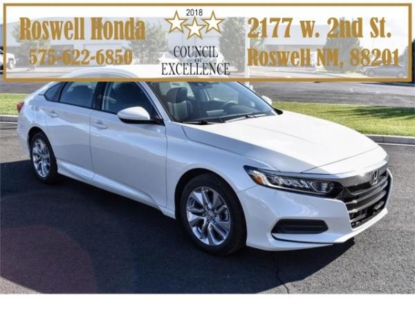 2020 Honda Accord in Roswell, NM
