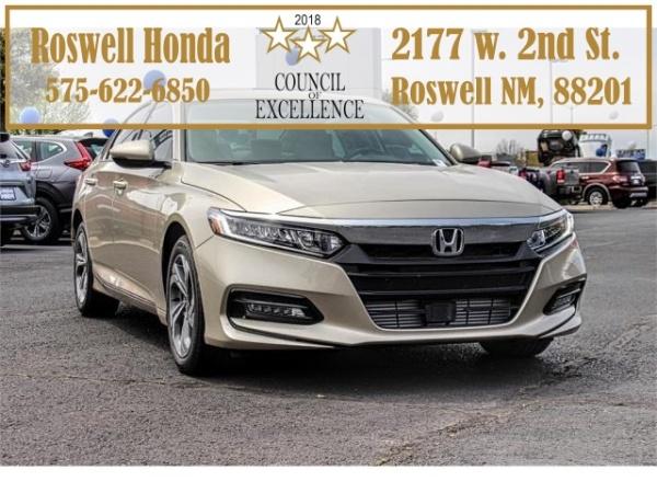 2019 Honda Accord in Roswell, NM