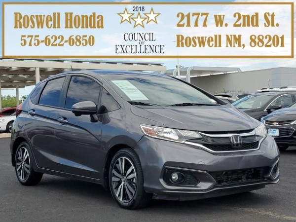 2018 Honda Fit in Roswell, NM