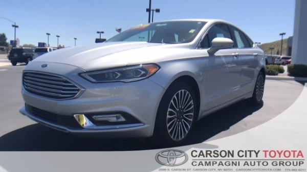 Certified Used Cars Carson City