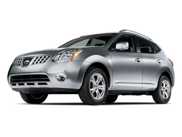 2010 Nissan Rogue S