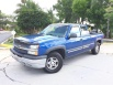 2003 Chevrolet Silverado 1500 LS Extended Cab Standard Box 4WD Automatic for Sale in Tampa, FL