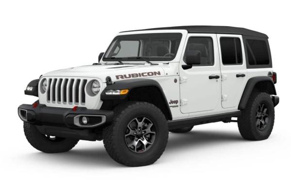 2019 Jeep Wrangler Rubicon