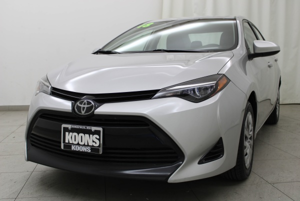 2018 Toyota Corolla in Annapolis, MD