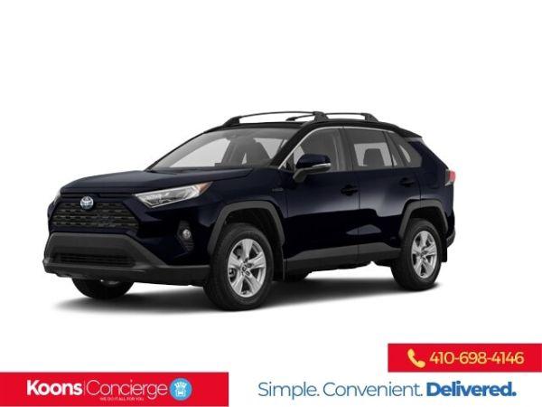 2020 Toyota RAV4 in Annapolis, MD