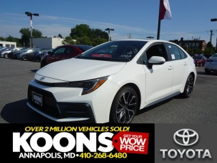 Toyota Of Annapolis >> Koons Toyota Of Annapolis Car Dealership In Annapolis Md