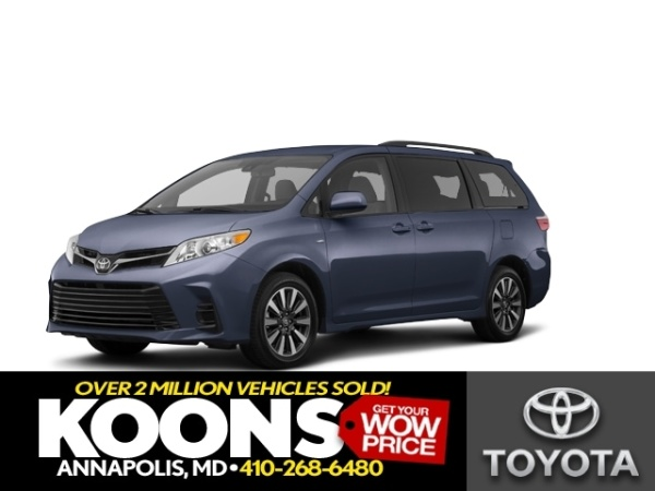 2020 Toyota Sienna in Annapolis, MD