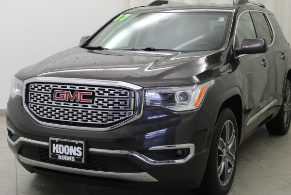 2017 GMC Acadia in Annapolis, MD
