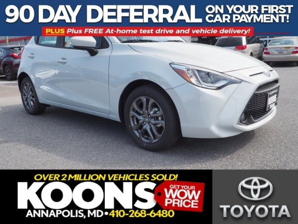 2020 Toyota Yaris in Annapolis, MD