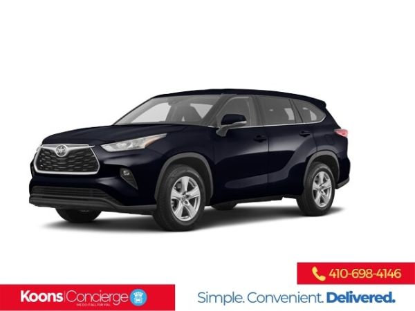 2020 Toyota Highlander in Annapolis, MD