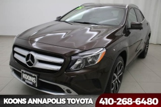 Used 2015 Mercedes Benz GLA GLA 250 4MATIC For Sale In Annapolis, MD