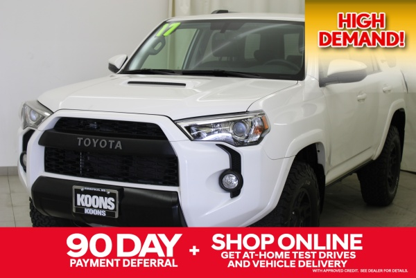 2017 Toyota 4Runner in Annapolis, MD