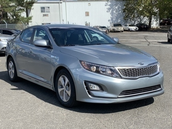 2016 Kia Optima in Marlow Heights, MD