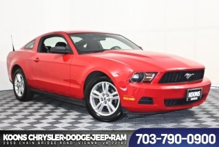 2010 Ford Mustang V6 Coupe For In Vienna Va