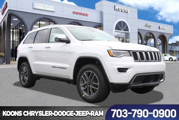 2019 Jeep Grand Cherokee in Vienna, VA