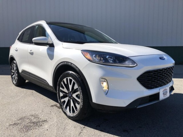 2020 Ford Escape in Arundel, ME