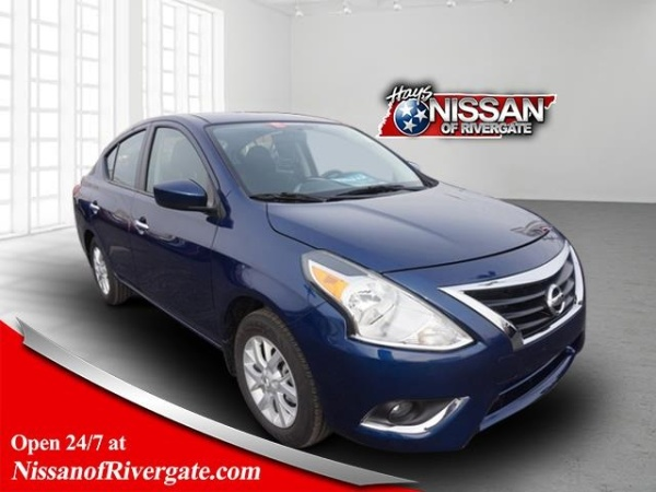 2019 Nissan Versa in Madison, TN