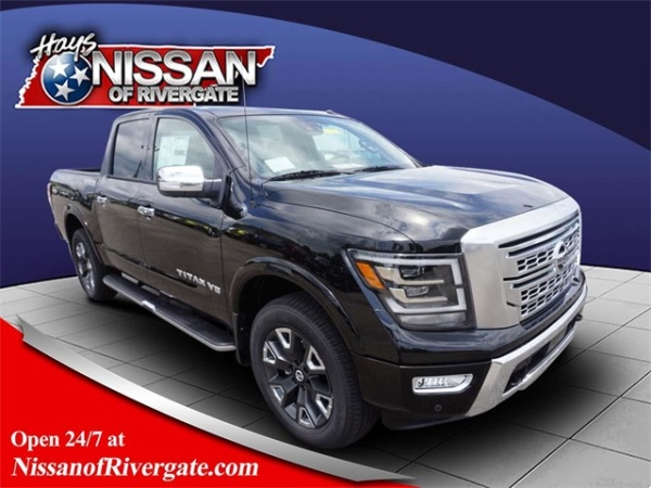 2020 Nissan Titan in Madison, TN