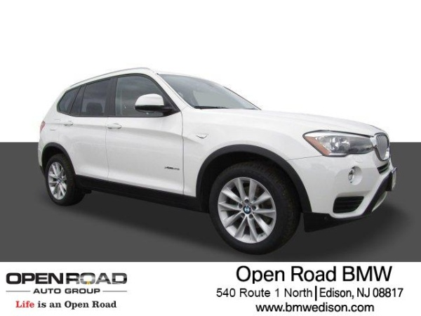 2017 BMW X3 in Edison, NJ