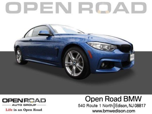 2017 BMW 4 Series in Edison, NJ