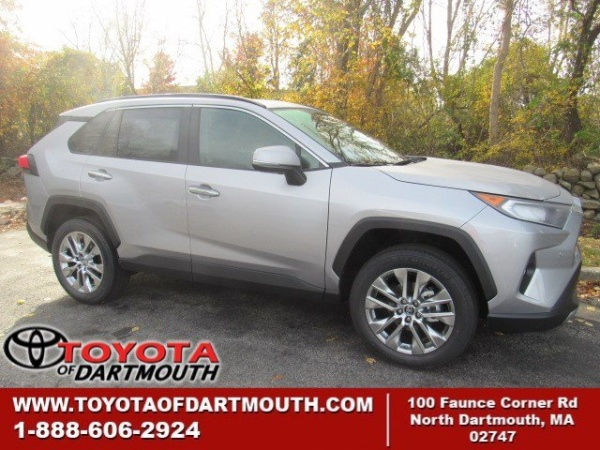 2019 Toyota RAV4 in North Dartmouth, MA