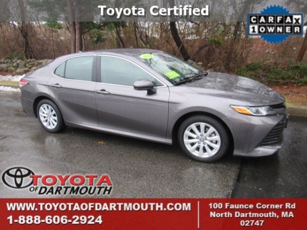 2019 Toyota Camry in North Dartmouth, MA