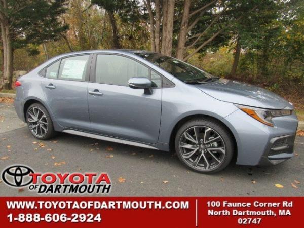 2020 Toyota Corolla in North Dartmouth, MA