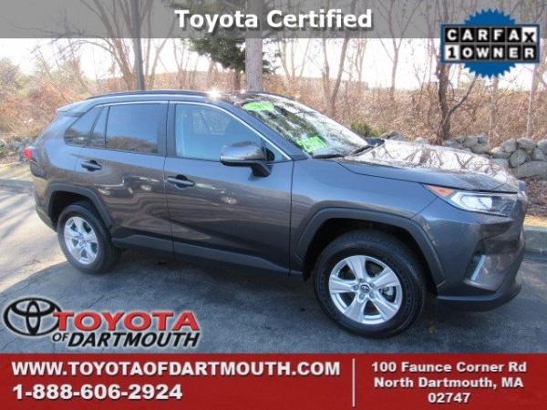 2019 Toyota RAV4 in North Dartmouth, MA