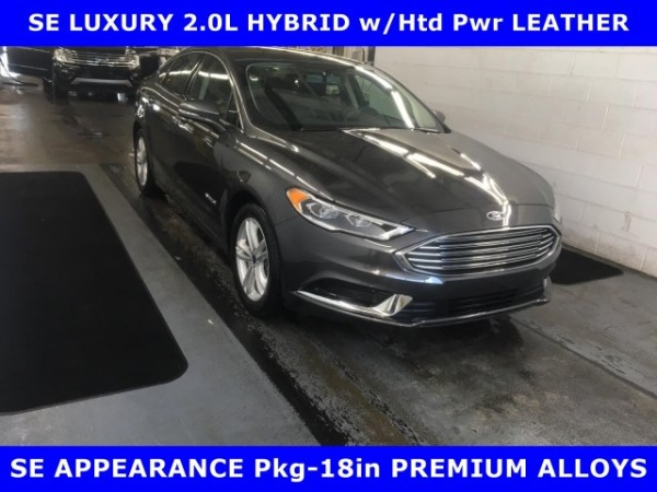 2018 Ford Fusion in Louisville, KY