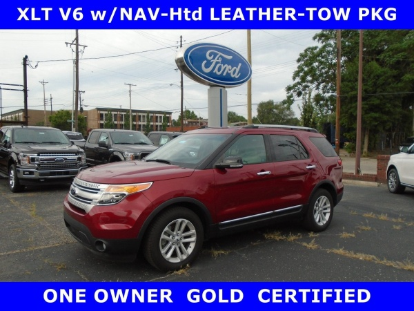 2015 Ford Explorer in Louisville, KY