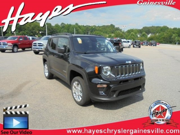 2019 Jeep Renegade in Gainesville, GA