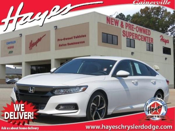 2020 Honda Accord in Gainesville, GA
