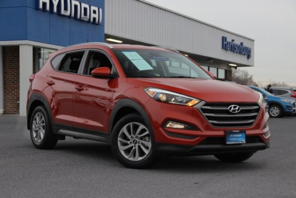 2016 Hyundai Tucson in Harrisonburg, VA