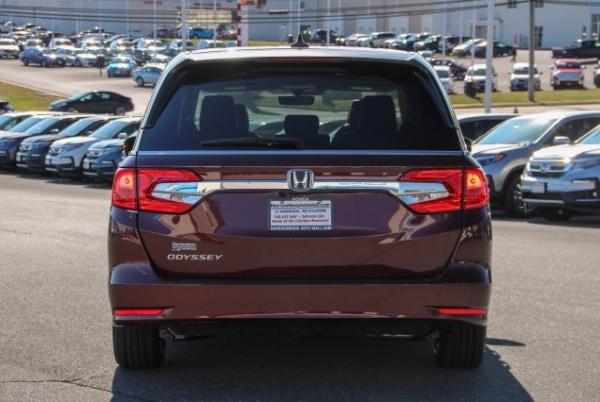 2020 Honda Odyssey in Harrisonburg, VA