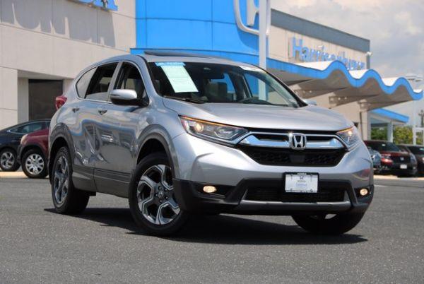 2017 Honda CR-V in Harrisonburg, VA