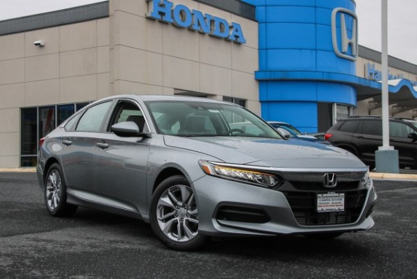 2019 Honda Accord in Harrisonburg, VA