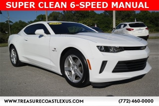 2017 Chevrolet Camaro Lt With 1lt Coupe For In Fort Pierce Fl