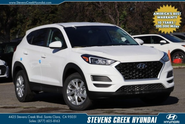 2020 Hyundai Tucson in Santa Clara, CA