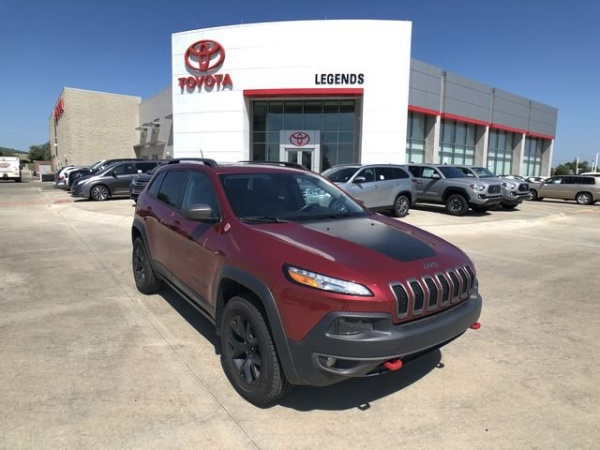 2015 Jeep Cherokee in Kansas City, KS