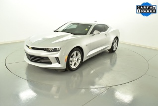 2017 Chevrolet Camaro Ls With 1ls Coupe For In Tulsa Ok