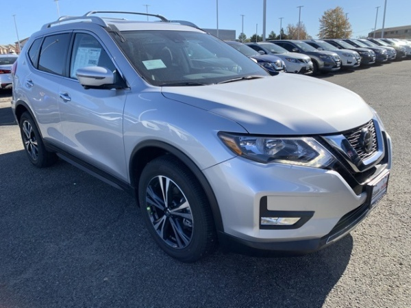 2020 Nissan Rogue in Paris, TX